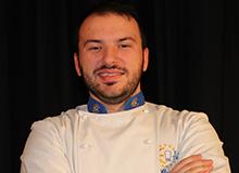 Chef Alberto Buratti.